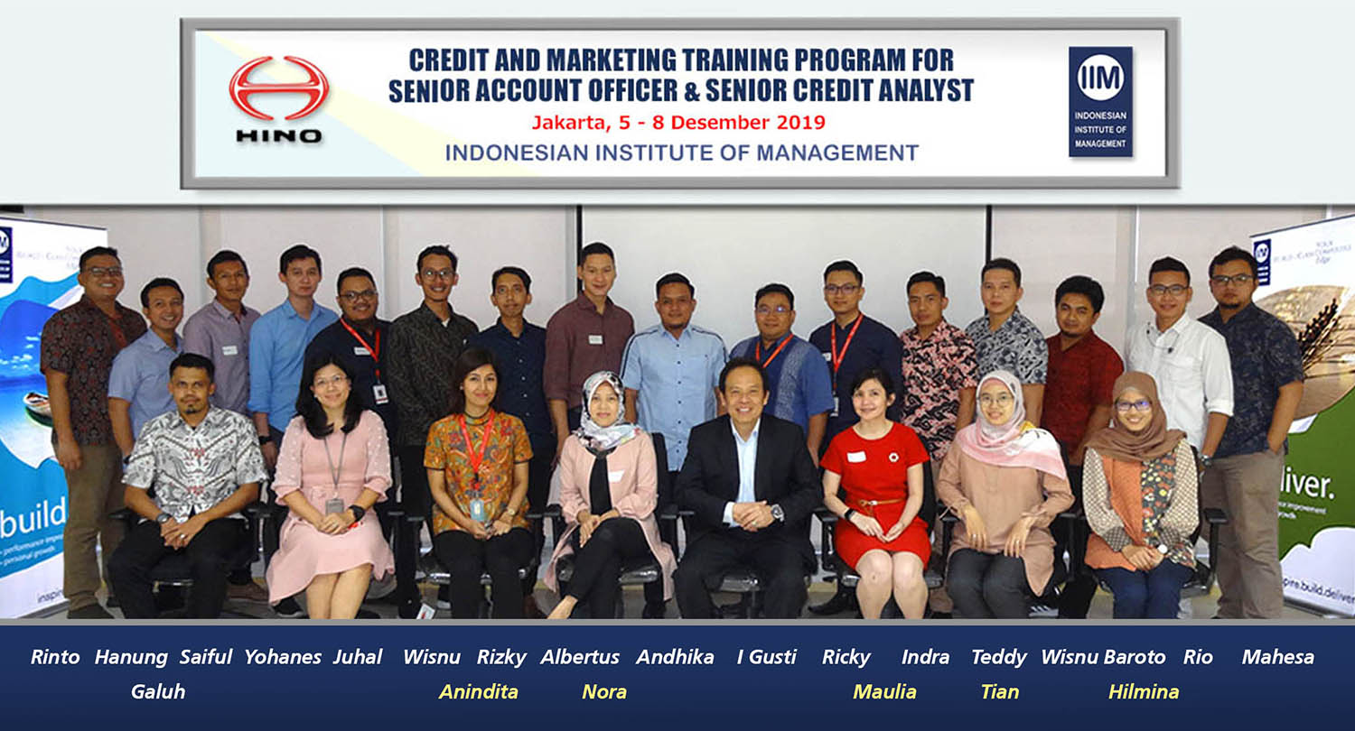 indonesian institute of management