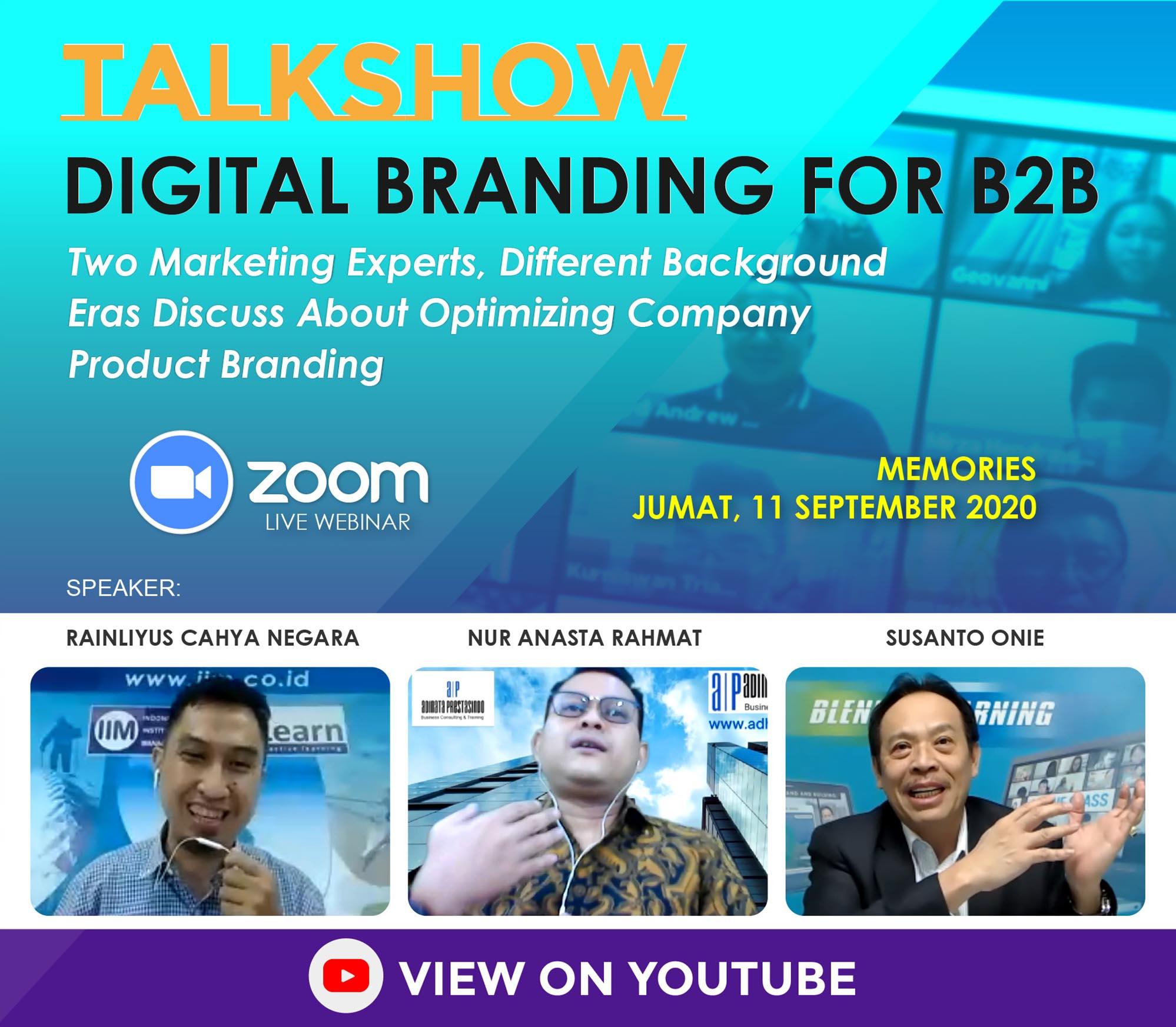 Digital Branding for B2B